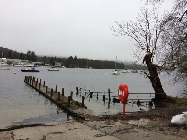 Fell Foot National Trust update